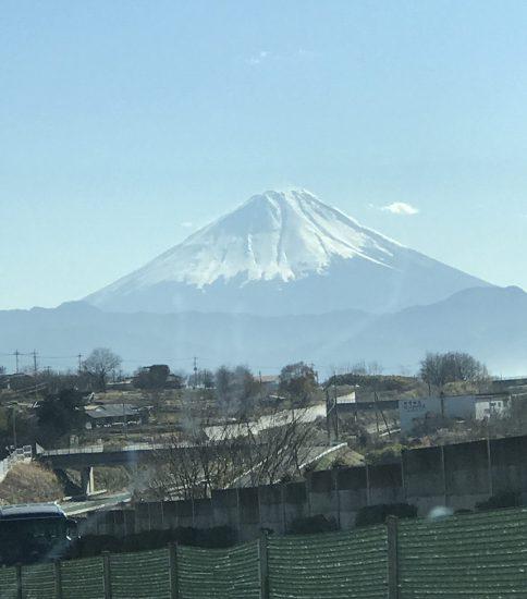 176回 見事な富士山^^