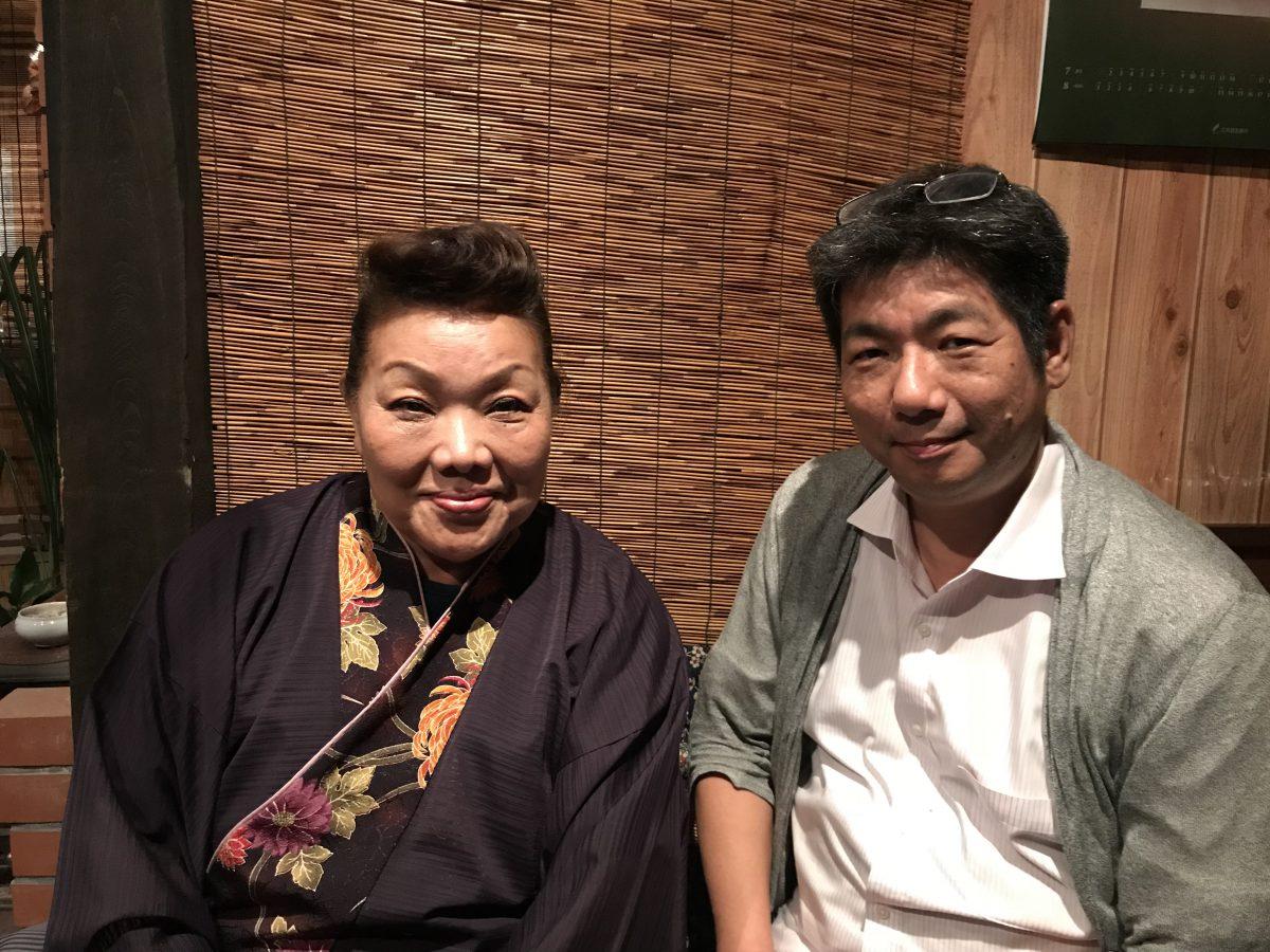 230回 国際文化交流舞踊団「曼珠沙華」